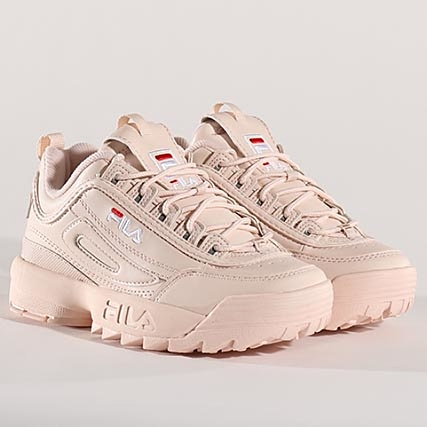 Fila Baskets Femme Disruptor Low 1010302 70P Peach Whip