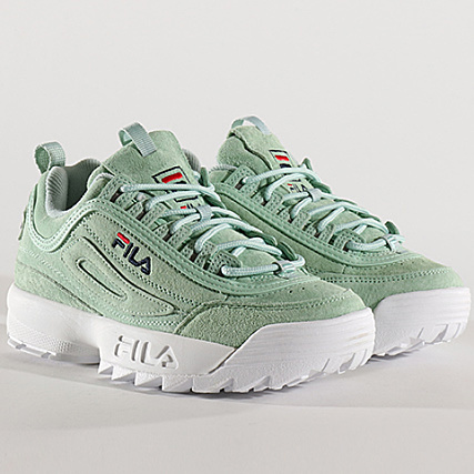 fila chaussure turquoise