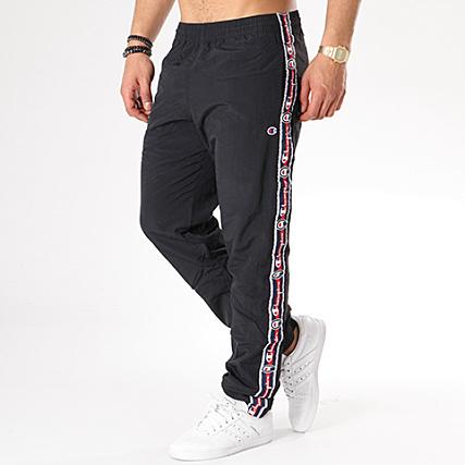 recherche officielle remise spéciale pantalon champion noir