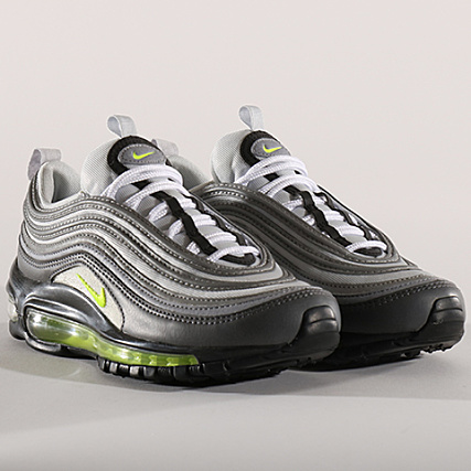 half off 31908 8f63d Nike - Baskets Femme Air Max 97 921733 003 Dark Grey Volt Stealth -  LaBoutiqueOfficielle.com
