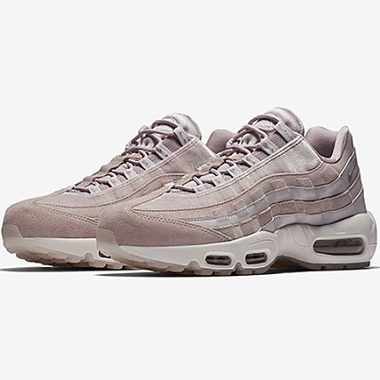innovative design 2acfd 3cce6 Nike - Baskets Femme Air Max 95 LX AA1103 600 Particle Rose -  LaBoutiqueOfficielle.com