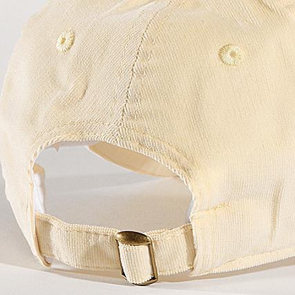 sortie d'usine choisir officiel doux et léger New Era - Casquette Femme Micro Cord Velours New York ...