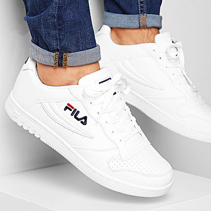 1fg Low 1010260 Fx Fila 100 White Baskets dexQCBWrEo