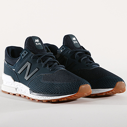size 40 68465 97841 New Balance - Baskets Lifestyle 574 Sport 633631-60 Vintage ...