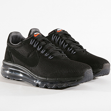 best website 6f0ae b3282 Nike - Baskets Air Max LD Zero 848624 005 Black Dark Grey -  LaBoutiqueOfficielle.com