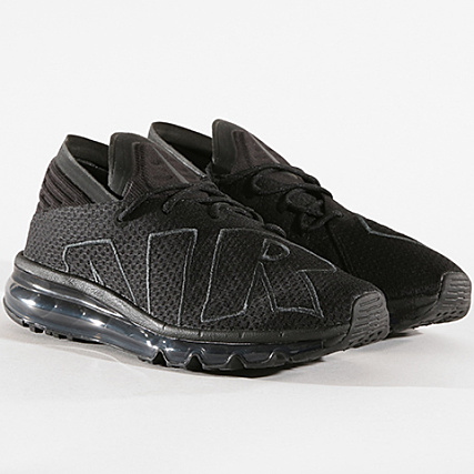 Nike Baskets Air Max Flair 942236 002 Black Anthracite