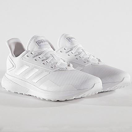 White Footwear Baskets Adidas Core Duramo 9 B96580 qXTa7f