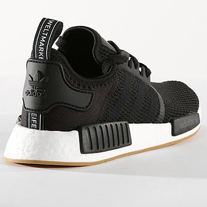 hot sale online 537e6 9e823 Baskets Nmd Gum B42200 Black R1 Adidas Core Zdx58vqpw