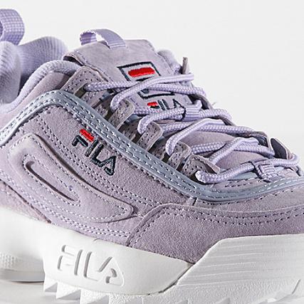 Fila Baskets Femme Disruptor S Low 1010304 70Q Sweet