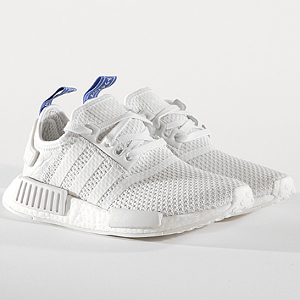 best cheap b5676 bf099 adidas - Baskets NMD R1 B37645 Crystal White Real Lilac -  LaBoutiqueOfficielle.com