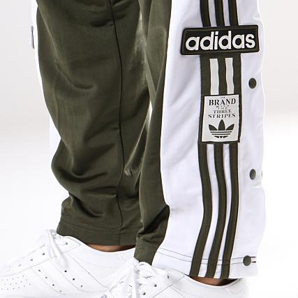 Vert Dh5749 Adibreak Kaki Blanc Adidas Jogging Pantalon QBthrdxsC