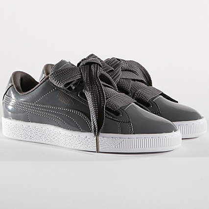 Puma Gate 363073 Baskets Heart Iron Femme Patent 76YbIfvgy