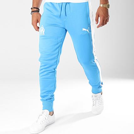 latest uk store best service Puma - Pantalon Jogging Fan T7 Olympique De Marseille 754226 ...