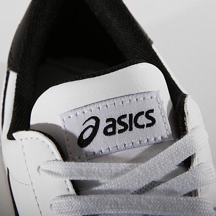 Asics Baskets Classic Tempo H6Z2Y 100 White Black