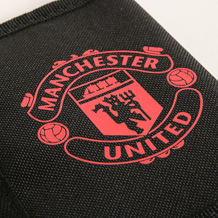 adidas Portefeuille Manchester United CY5594 Noir Rose