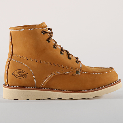 Dickies Chaussures New Orleans Leather Honey