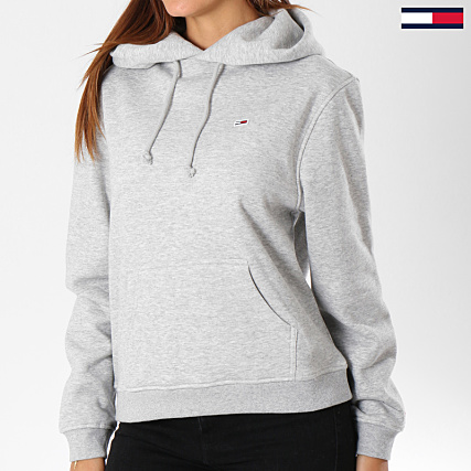 get online performance sportswear lowest price Tommy Hilfiger Jeans - Sweat Capuche Femme Classics 4530 ...