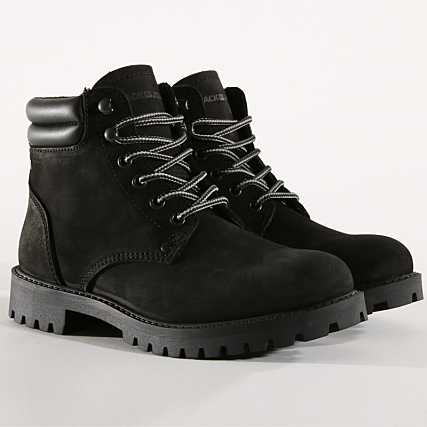 Nubuck Jack Bottes Beluga Jones Stoke Noir And rIIwnqHCTx