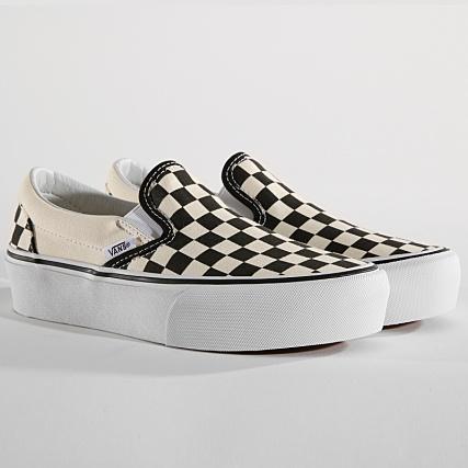 basket femme vans classic slip one