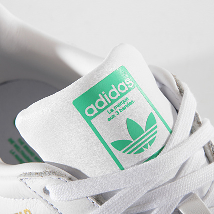 Res Green Superstar Footwear White B41995 Adidas Baskets Hi Gold c35L4jARqS