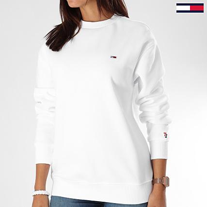 détaillant en ligne 110df 95a72 Tommy Hilfiger Jeans - Sweat Crewneck Femme Classics 4529 ...