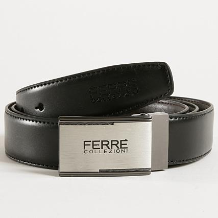 Ferré Collezioni - Ceinture IC0076 Noir - LaBoutiqueOfficielle.com 861464aef75