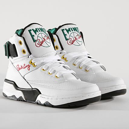 1627475916a9 Ewing Athletics - Baskets 33Hi 1EW90014 112 White Jamaica -  LaBoutiqueOfficielle.com