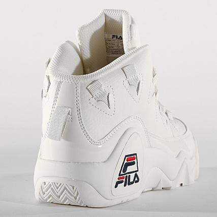 Fila Baskets Femme Fila 95 1010485 1FG White