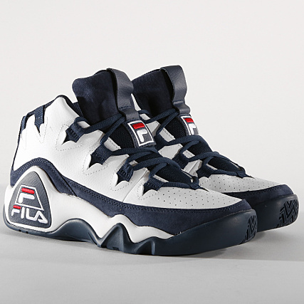 Fila - Baskets Fila 95 1010491 98F White Dress Blues ...