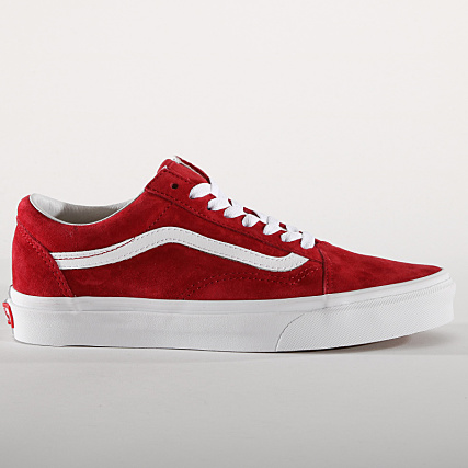 38fa48a201 Home   Vans   Baskets - Chaussures   Baskets Basses   Vans - Baskets Old  Skool A38G1U5M Suede Scooter True White