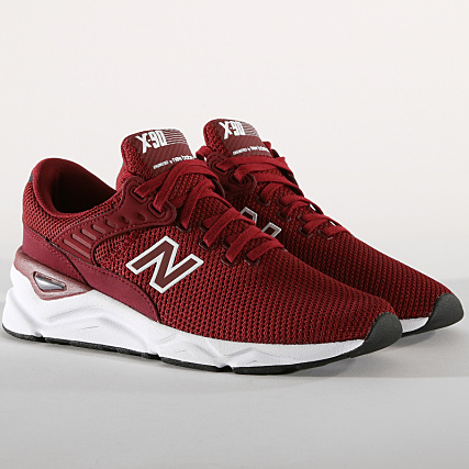 Baskets 60 Balance 657331 Burgundy X90 New l31TFKJc