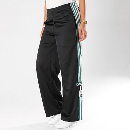 multiple colors quite nice cute cheap adidas - Pantalon Jogging Avec Bandes Femme Original DH4602 ...