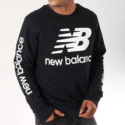 pull new balance noir