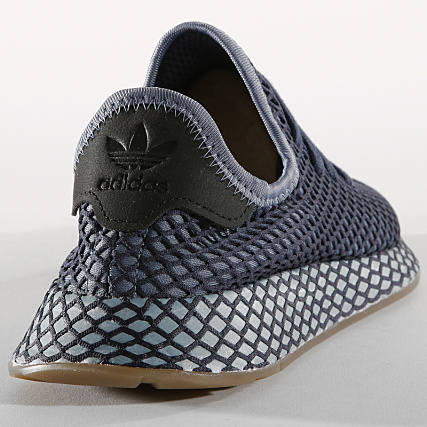 Baskets Runner Dark Deerupt B41772 Ash Adidas Blue 29EIDHW
