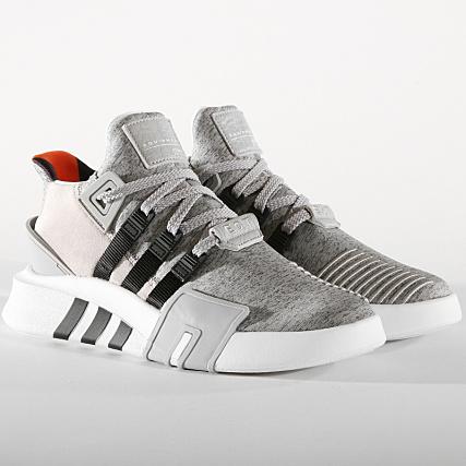 wholesale dealer 612fb 9b11e adidas - Baskets EQT Bask ADV B37516 Grey Two Core Black Footwear White -  LaBoutiqueOfficielle.com