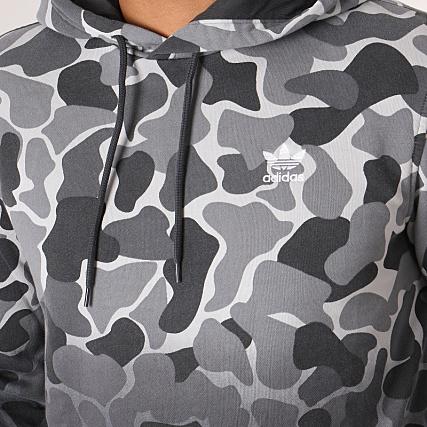 adidas Originals Camo Hommes Sweat à capuche DH4807