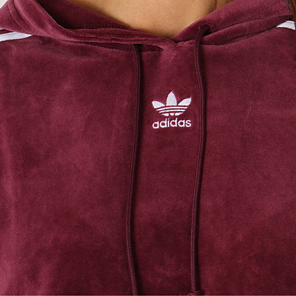 Dh3115 Dh3115 Adidas Adidas Adidas Bordeaux Velours Sweat