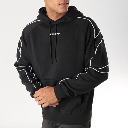 adidas Sweat Capuche EQT Outline DH5216 Noir