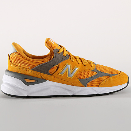 new balance x 90 homme jaune