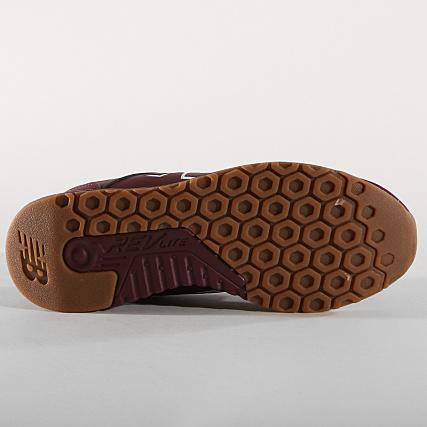 New Balance Baskets Lifestyle 247 675971 60 Burgundy