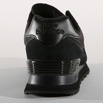 New Balance Baskets Femme Classics 574 678101 50 Black