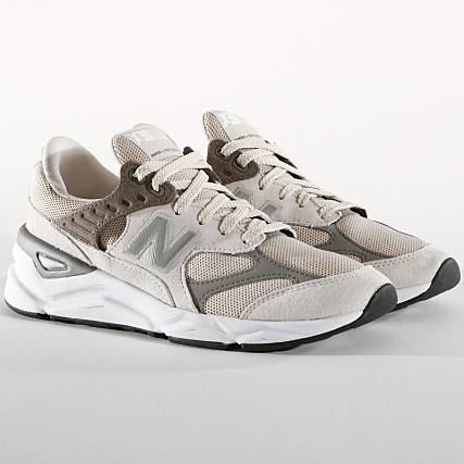 new balance x90 gris