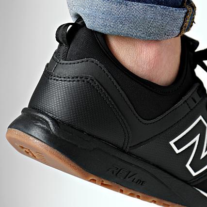 New Balance Baskets Lifestyle 247 675971 60 Black