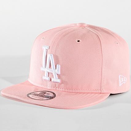 c3ad65427 New Era - Casquette Pliable Essential Packable Los Angeles Dodgers 11794794  Rose - LaBoutiqueOfficielle.com