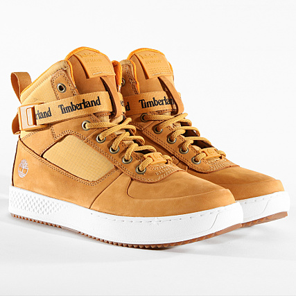 73b64fd453e8 Timberland - Baskets Cityroam Cupsole A1US9 Wheat - LaBoutiqueOfficielle.com