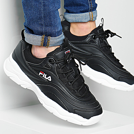 Ray Black 1010561 Low Baskets Fila 25y N0wnPk8OX