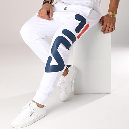 Fila Pantalon Jogging Pure 681094 Blanc