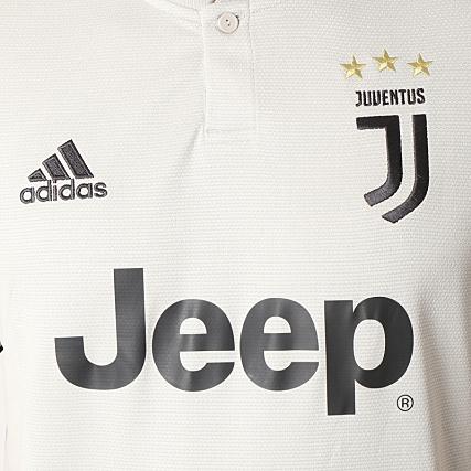 c768518f8 Home   adidas   T-shirts   adidas - Tee Shirt De Sport Juventus CF3488 Gris