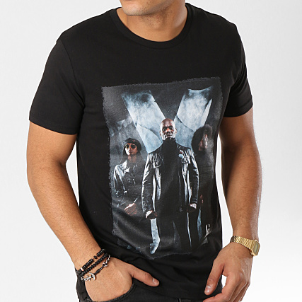 Kery James - Tee Shirt Trio Noir - LaBoutiqueOfficielle.