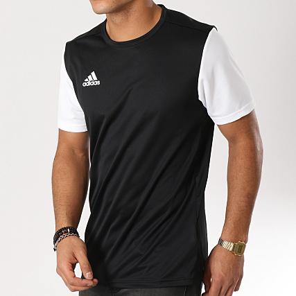 adidas Estro 19 JSY T Vêtements Sportswear T Shirt Homme